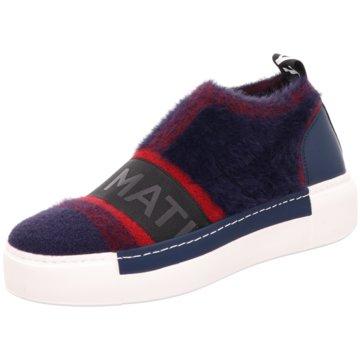 Vic Matié Sneaker blau