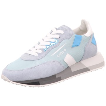 Ghoud Sneaker blau