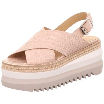 Laura Bellariva Top Trends Sandaletten beige