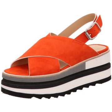 Laura Bellariva Sandalette orange