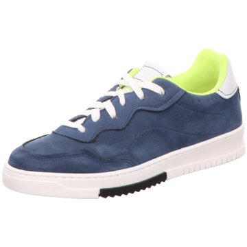 Cole Bounce Restore Sneaker Low blau