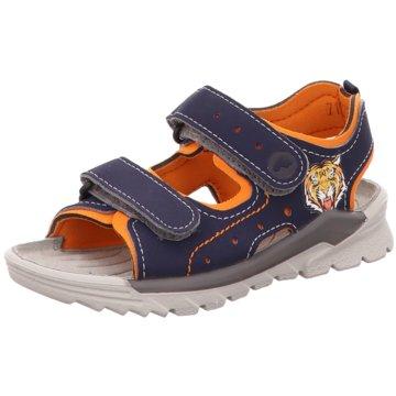 Ricosta Offene Schuhe blau
