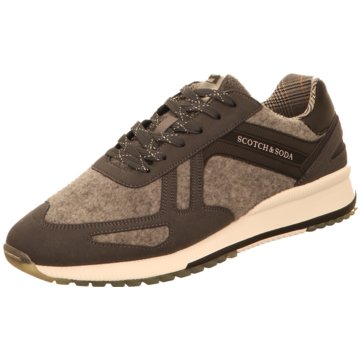 Scotch & Soda Sneaker LowVivex Low grau