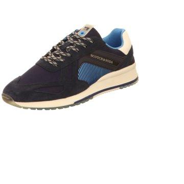 Scotch & Soda Sneaker LowVivex blau