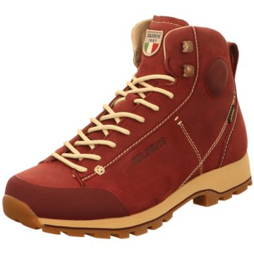 Scott Outdoor SchuhShoe W's 54 High FG rot