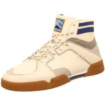 Scotch & Soda Sneaker High weiß