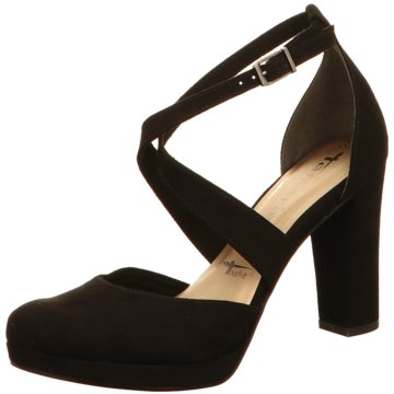 Tamaris Top Trends Pumps schwarz