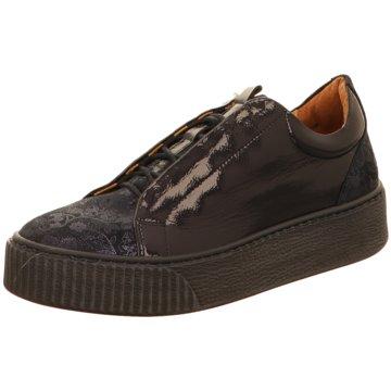 Online Shoes Plateau Slipper blau