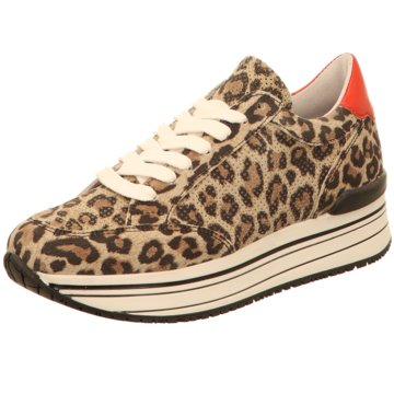 SPM Shoes & Boots Plateau Sneaker animal