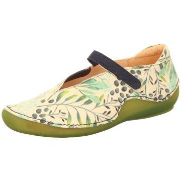 Think Komfort Slipper grün