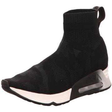 Ash Sneaker High schwarz