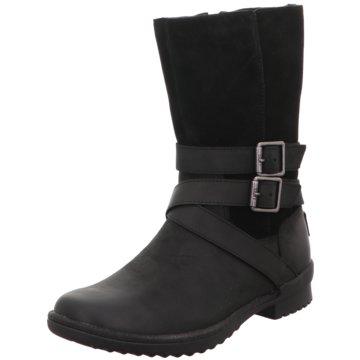 UGG Australia Stiefel schwarz