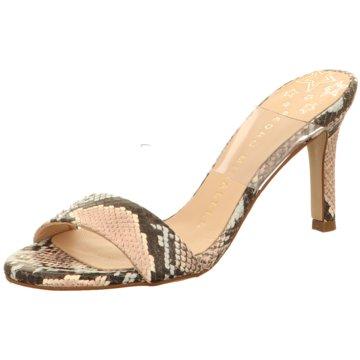Pedro Miralles Top Trends Sandaletten rosa