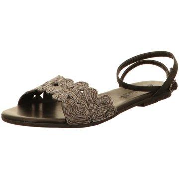 Sommerkind Sandale schwarz