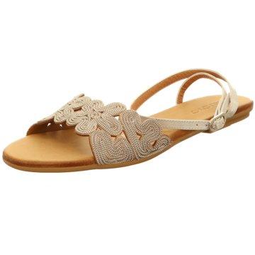Sommerkind Sandale silber