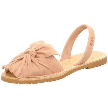 Ria Menorca Sandale rosa