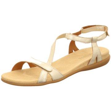 BENVADO Sandale gold