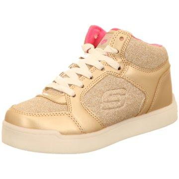 Skechers Sneaker HighE Pro Glitter Glow gold