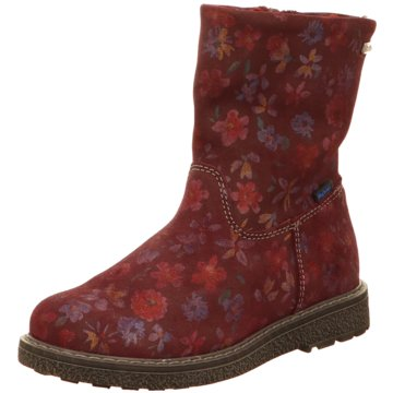 Richter Hoher Stiefel rot
