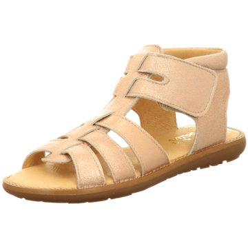 Sabalin Offene Schuhe gold
