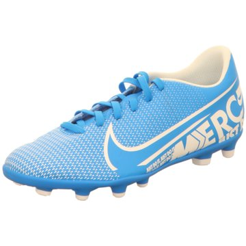 Nike Nocken-SohleNike Mercurial Vapor 13 Club MG Multi-Ground Soccer Cleat - AT7968-060 blau