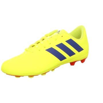 adidas Nocken-SohleNemeziz 18.4 FxG Fußballschuh - CM8509 gelb