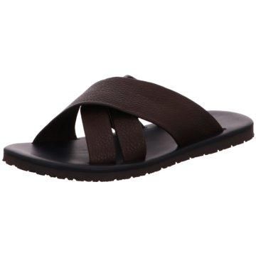 Sandal's Factory Pantolette braun