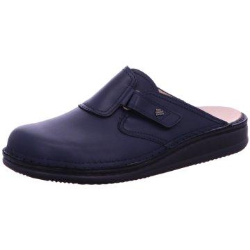 FinnComfort Clog blau
