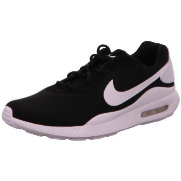 Nike Sneaker LowAir Max Oketo schwarz