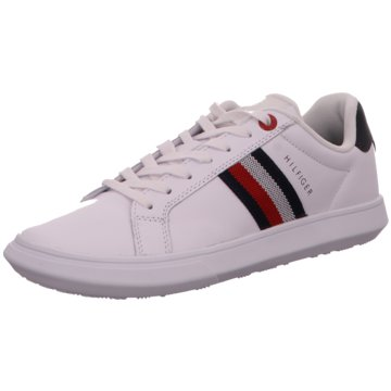 Tommy Hilfiger Sneaker LowEssential Leather Cupsole weiß