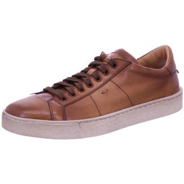 Santoni Sneaker braun