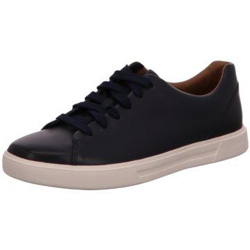 Clarks Sneaker LowUn Costa Lace blau
