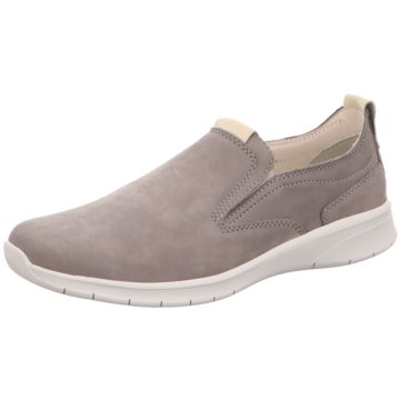 Sioux Slipper grau