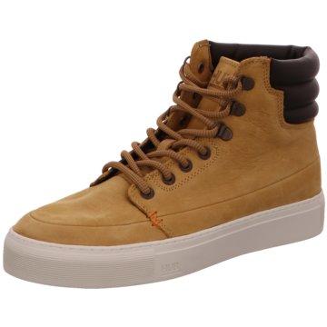 Hub Sneaker High beige