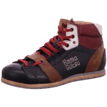 Santoni Sneaker blau