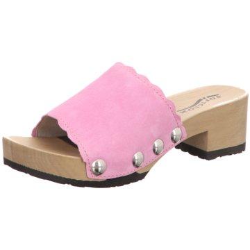 Softclox Clog rosa