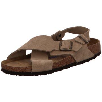 Birkenstock Sandale beige
