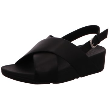 FitFlop Top Trends Sandaletten schwarz