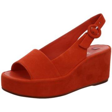 Högl Sandalette rot