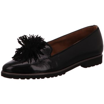 Paul Green Business Slipper schwarz