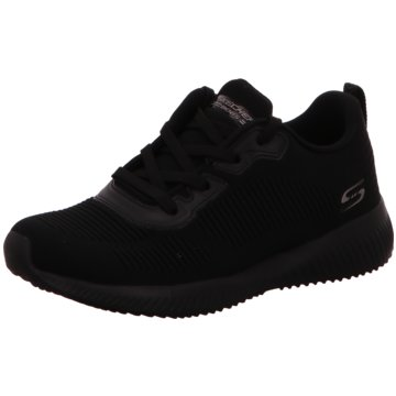 Skechers Sneaker LowBOBS SQUAD-TOUGH TALK schwarz