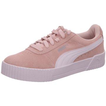 Puma Sneaker LowCarina rosa