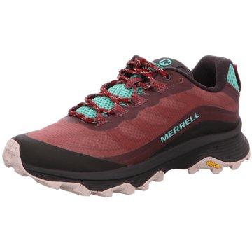 Merrell Outdoor Schuh rot