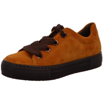 ara Sneaker Low gelb