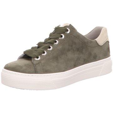 Semler Sneaker Low grün