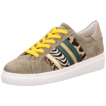 Maripé Sneaker oliv