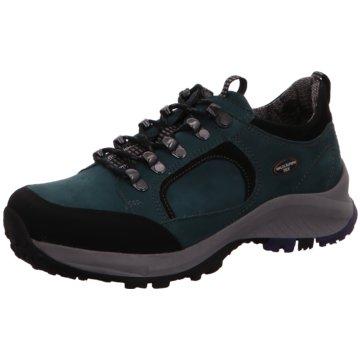 Waldläufer Outdoor Schuh grün