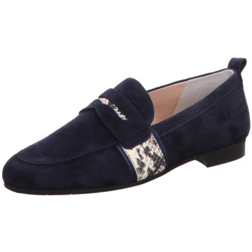Maripé Top Trends Slipper blau