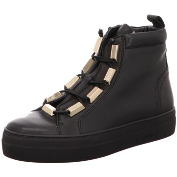 Donna Carolina Top Trends Stiefeletten schwarz