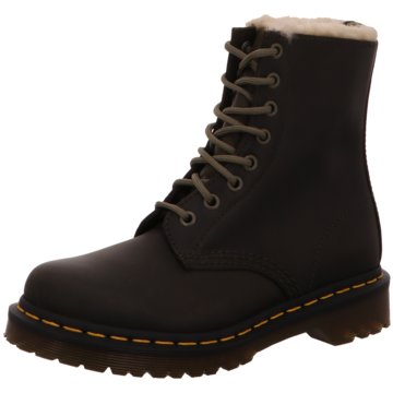Dr. Martens Airwair Winter Secrets schwarz